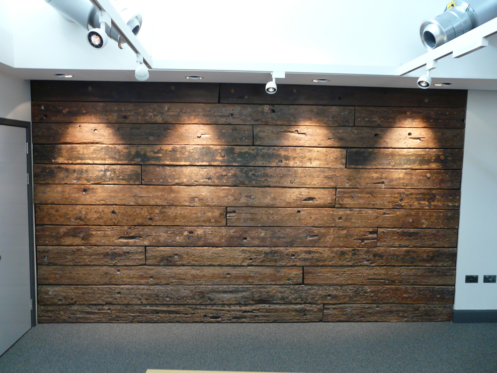 brunel institute seminar room wall wood work eura
